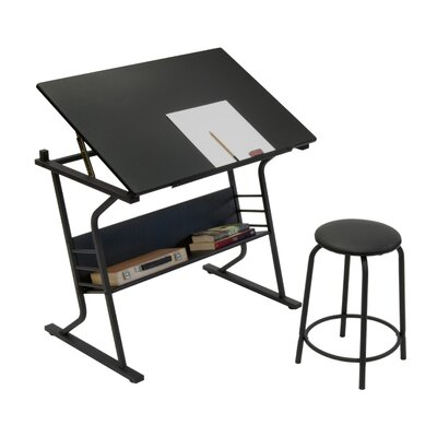 Studio Designs Eclipse Steel Table