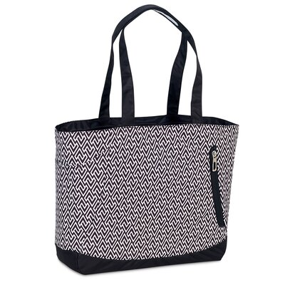 Shelby Zigzag Tote Bag