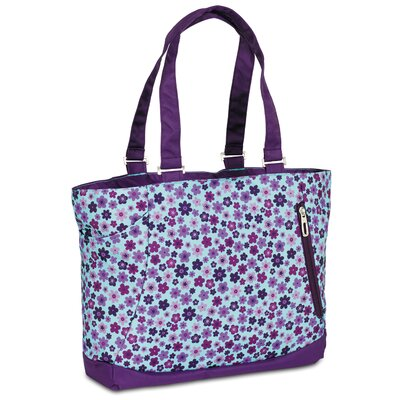 Shelby Bouquet Tote Bag