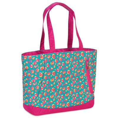 Shelby Flower Tote Bag