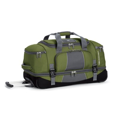 High Sierra Elevate 28&quot; 2-Wheeled Expandable Travel Duffel