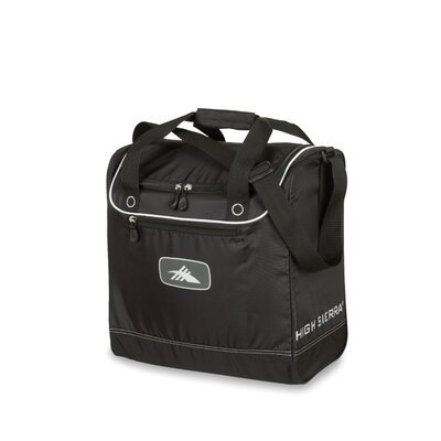High Sierra Ski &amp; Snowboard Boot Bag in Black