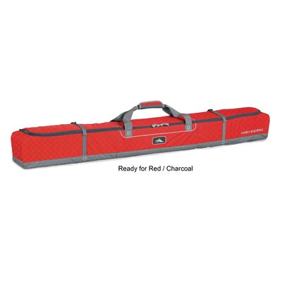 Ski & Snowboard Single Ski Bag - 185cm