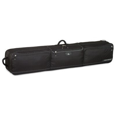 Ski & Snowboard Wheeled Double Decker Combo Bag - 185cm