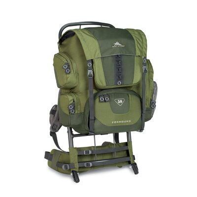 Foxhound 50 External Frame Backpack