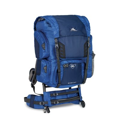 Bobcat 65 External Frame Backpack