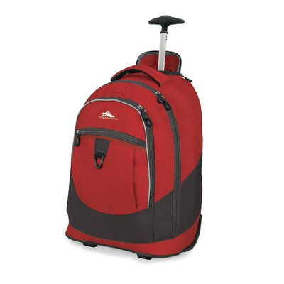 High Sierra Chaser Rolling Backpack