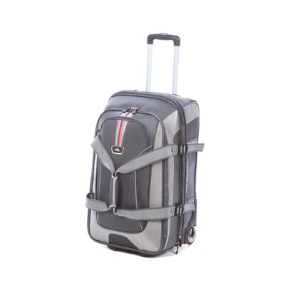 "High Sierra AT6 26"" 2-Wheeled Expandable Travel Duffel"