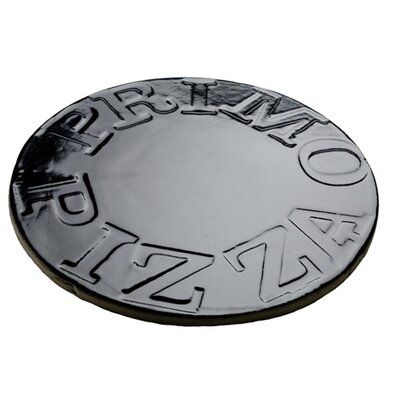 Primo Grills Pizza Baking Stone for Oval Junior Grill