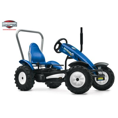 BERG Toys New Holland AF Pedal Go Kart