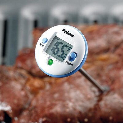 Polder Safe Serve Instant Read Thermometer