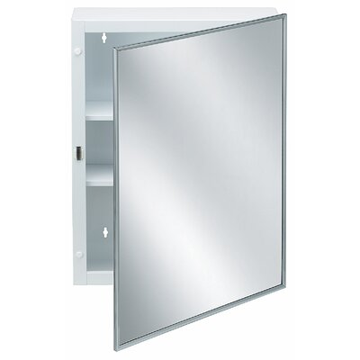 "Bradley Corporation 16.25"" x 22.25"" Surface Mount Medicine Cabinet"