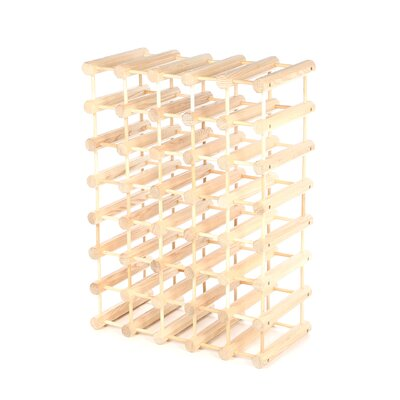 J.K. Adams 40 Bottle Wine Rack