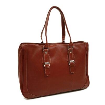 Fashion Avenue Shoulder Buckle Tote