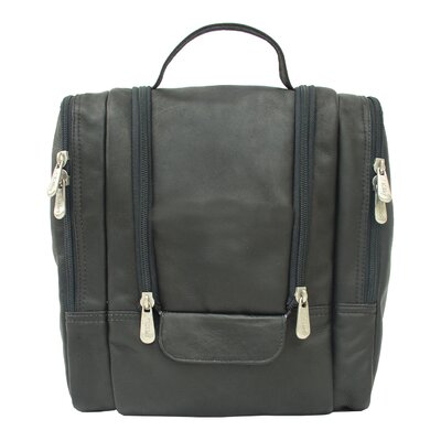 Piel Leather Hanging Toiletry Kit