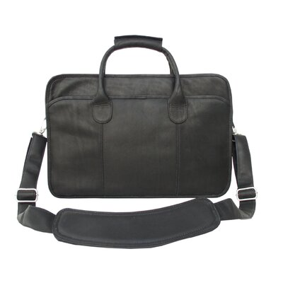 Piel Leather Simple Portfolio Briefcase