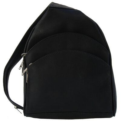 Three Pocket Sling Bag