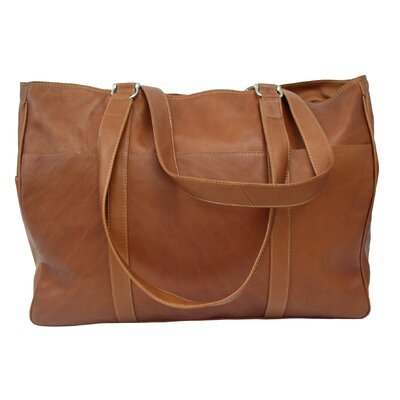 Piel Leather Large Shopping Tote