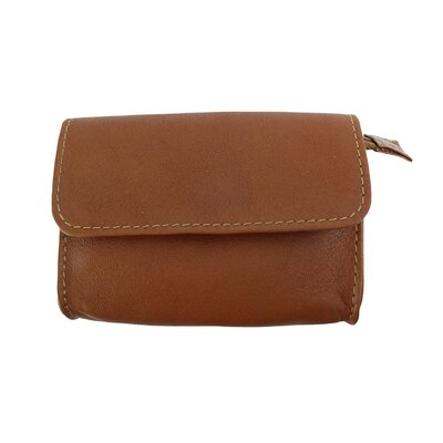 Piel Leather Coin/Credit Card Purse