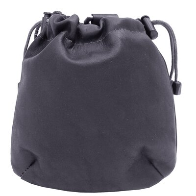 Piel Leather Golf Drawstring Pouch
