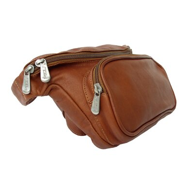 Piel Leather Adventurer Large Classic Waist Bag