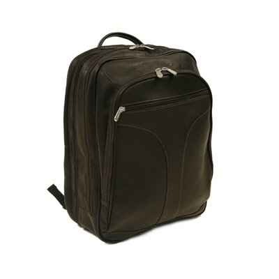 Entrepreneur Checkpoint Friendly Urban Backpack in Chocolate