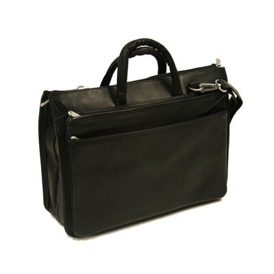 Entrepreneur Leather Briefcase