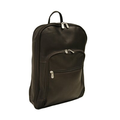 Entrepreneur Multi-Compartment Laptop Backpack in Chocolate