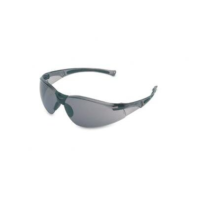 Dalloz Safety A800 Series Safety Glasses With Gray Frame And TSR® Fog-Ban® Lens