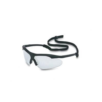 Dalloz Safety Cruiser™ Safety Glasses With Black Frame And Clear Fog-Ban Lens