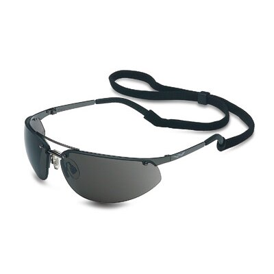 Fuse™ Safety Glasses With Gunmetal Frame And TSR® Gray Fog-Ban® Lens