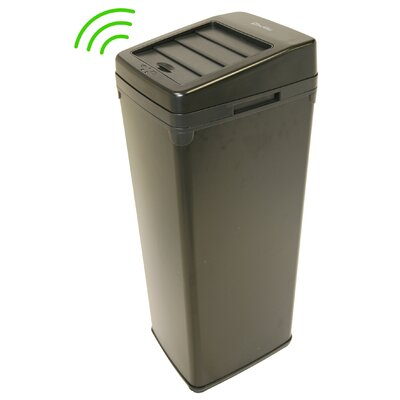 iTouchless 18-Gal. Automatic Touchless Trash Can