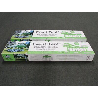 King Canopy Event Tent