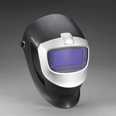 Hornell Speedglas FlexView Welding Helmet With Variable Shade Auto-Darkening Lens And Side Windows