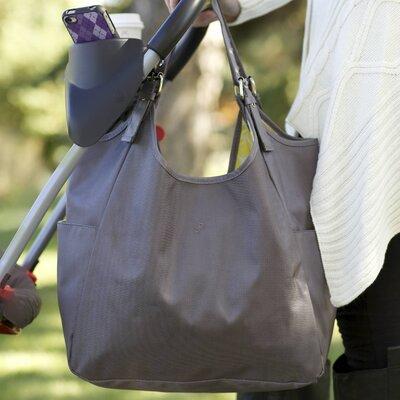 JP Lizzy Mandarin Satchel Diaper Bag