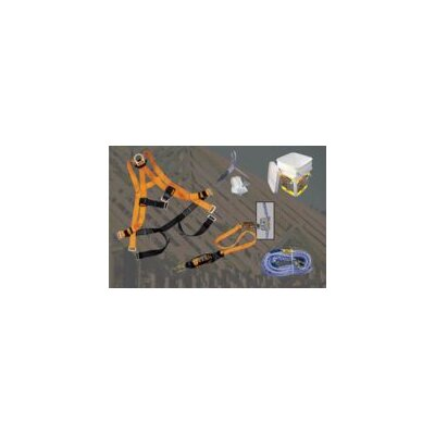 Miller Fall Protection Roofing Kit With 8173 Microloc™ & 50' Lifeline