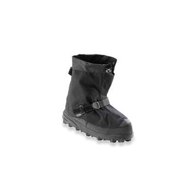 "Norcross Safety Products 2X 11"" Black STABILicer® Voyager™ Overshoe With Duraflex Quick Release Buckle And 32 Replaceable Spikes"