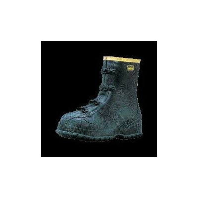 "Norcross Safety Products Size 13 Black 10"" Overshoe For Metatarsal Footwear"
