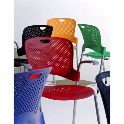 Caper Stacking Chair With FLEXNET Seat