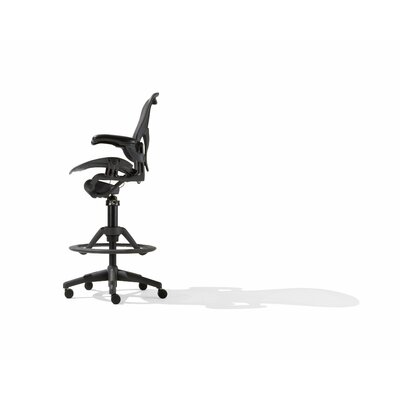 Herman Miller ® Aeron Loaded Workstool