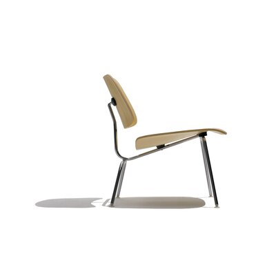 Herman Miller ® Eames ® LCM - Molded Plywood Lounge Chair with Metal Legs - ...