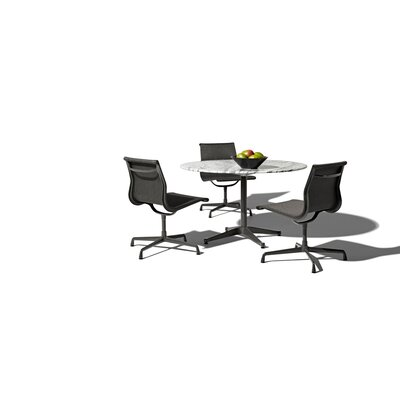 Eames 4 Piece Dining Set