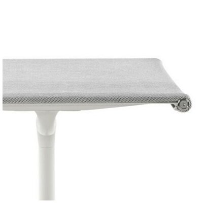 Herman Miller ® Eames Aluminum Outdoor Ottoman with Cushion