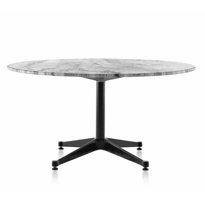 Eames� Outdoor Table with Round Top and Contract Base, 42