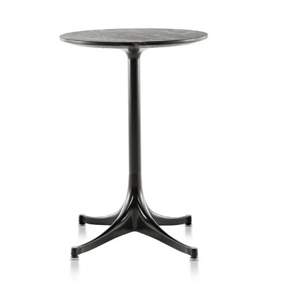 Herman Miller ® Nelson™ Outdoor Pedestal Table, 17""