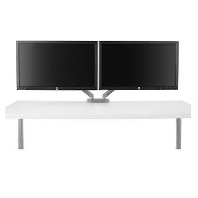 Herman Miller ® Flo Modular Dual Monitor Support