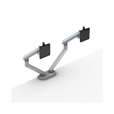 Herman Miller ® Flo Dual Monitor Support