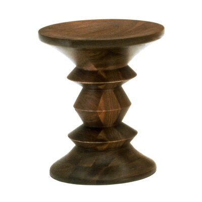 Eames � Walnut Stool