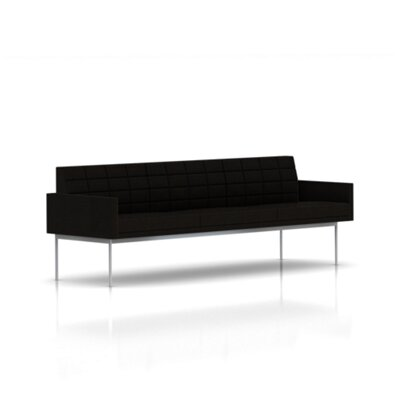Herman Miller ® Tuxedo Quilted Sofa with Arms