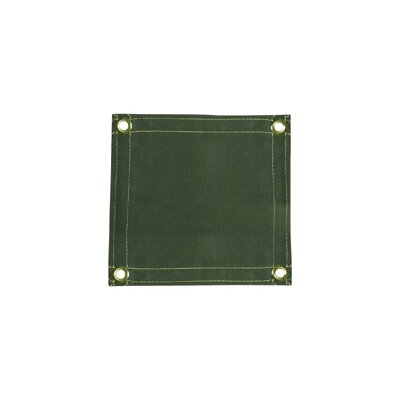 Radnor X 8' 12 Ounce Olive Drab Duck Canvas Replacement Welding Screen